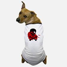 iPhone4Sliderskullsnblood2 Dog T-Shirt