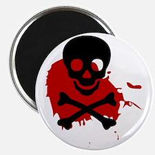 iPhone4Sliderskullsnblood2 Magnet