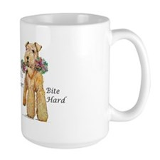 Welsh Terrier Bite! Mug