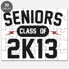 seniors-2K13-blk Puzzle