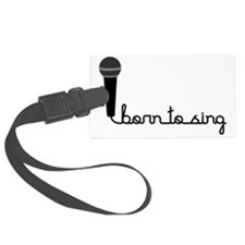 borntosing Luggage Tag