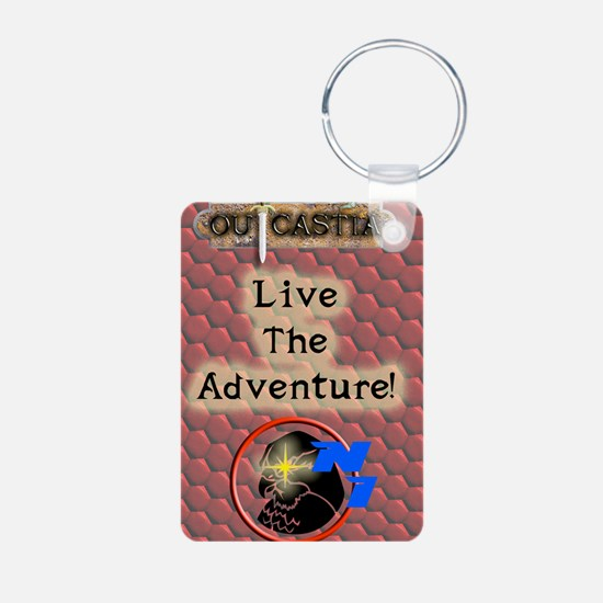 outcastia itouch4 Keychains