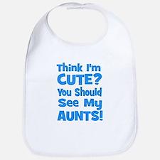 Think I'm Cute? AuntS (plural Bib