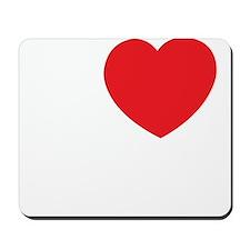 Iloveparis2 Mousepad