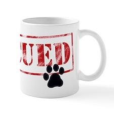 My Favorite Breed Is Rescued Mug