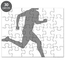runner10inWHITE Puzzle