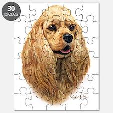 American Cocker Spaniel 3 Puzzle