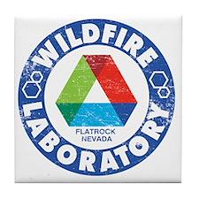 WildfireLab Tile Coaster