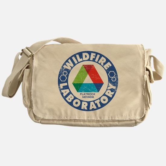 WildfireLab Messenger Bag