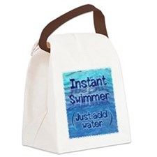 instant Canvas Lunch Bag