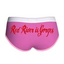redriverisgorges Women's Boy Brief