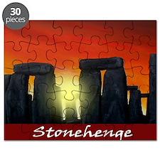 stonehenge-poster2 Puzzle