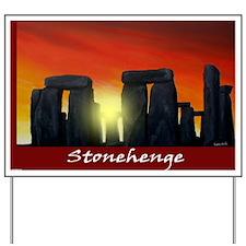 stonehenge-poster2 Yard Sign