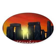 stonehenge-poster2 Decal