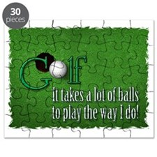 golfballs Puzzle