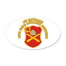 DUI - 1st Bn, 10th Field Artillery Regiment With T