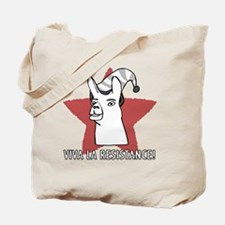 Llamas-D9-BlackApparel Tote Bag