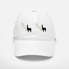 Llamas-D12-Mug Baseball Baseball Cap