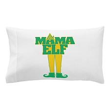 Mama Elf Pillow Case
