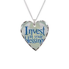 invest in your blessings Necklace