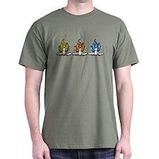 3Ib's (dark shirts) T-Shirt