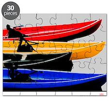 kayaks Puzzle