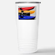 kayaks Travel Mug