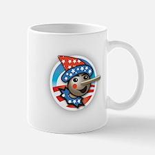 Obama Piniocchio Mugs