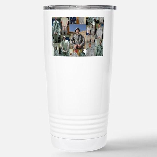 Boosh!(calendar) Stainless Steel Travel Mug