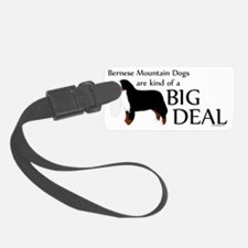 Bernese_BigDeal Luggage Tag