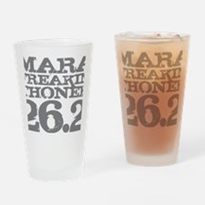 Marafreakinthoner Gray Drinking Glass