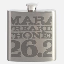 Marafreakinthoner Gray Flask