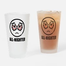 All-nighter Drinking Glass