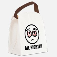 All-nighter Canvas Lunch Bag