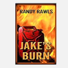 Jakes Burn greeting card Postcards (Package of 8)