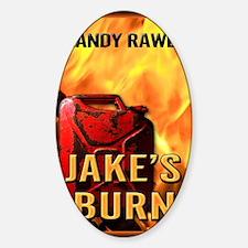 Jakes Burn greeting card Decal