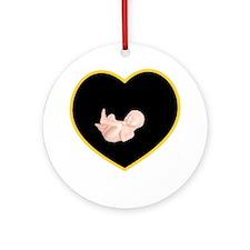 f1 Round Ornament