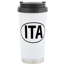 ITA - Italy Oval Travel Mug