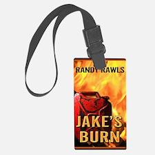 Jakes Burn mouse pad Luggage Tag