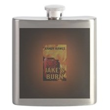 Jakes Burn button mag Flask