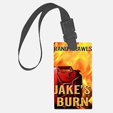 Jakes Burn Luggage Tag