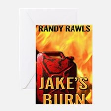Jakes Burn Greeting Card