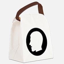 dadsymbol Canvas Lunch Bag