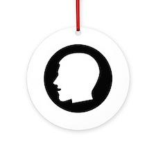 dadsymbol Round Ornament