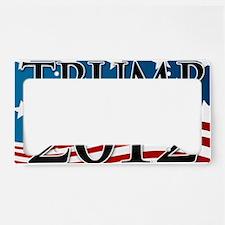 Trump 2012 Sign License Plate Holder