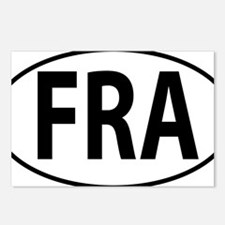 FRA - France Postcards (Package of 8)
