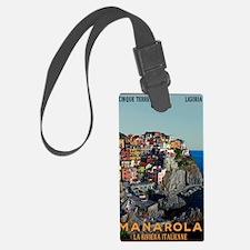 Cinque Terre - Manarola Luggage Tag