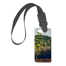 Cinque Terre - Rio Century Plant Luggage Tag