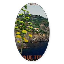 Cinque Terre - Rio Century Plant Decal