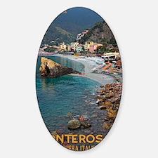 Cinque Terre - Monterosso Sticker (Oval)